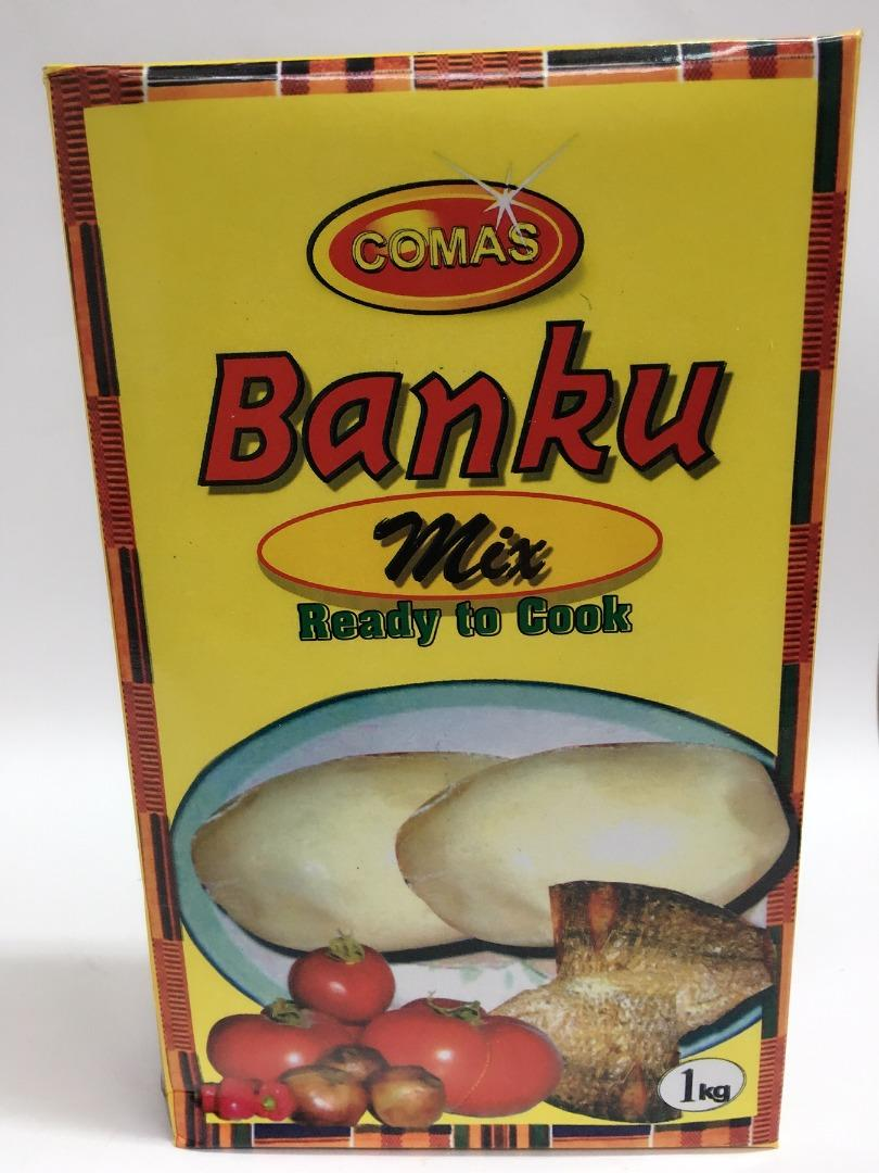 COMAS BANKU MIX 1 K