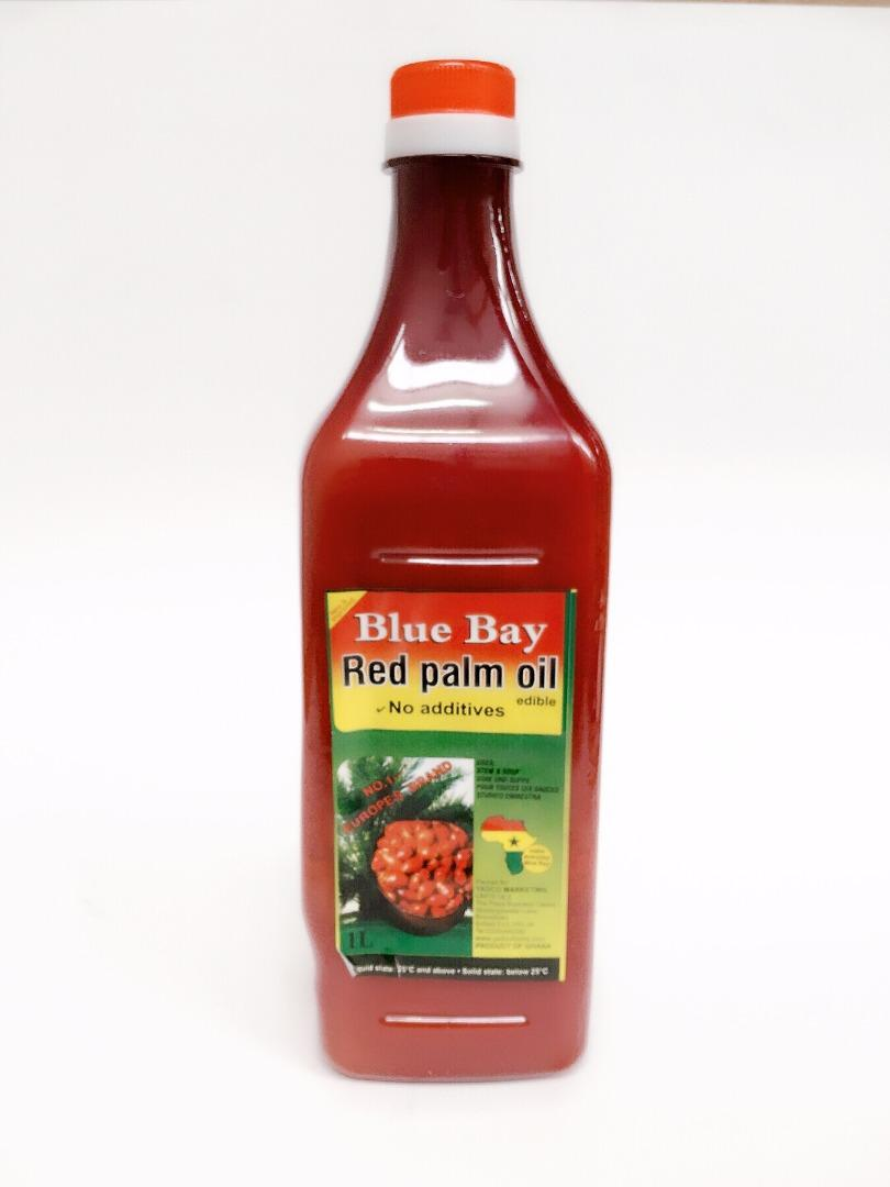 BLUE BAY PALM OIL 1 L