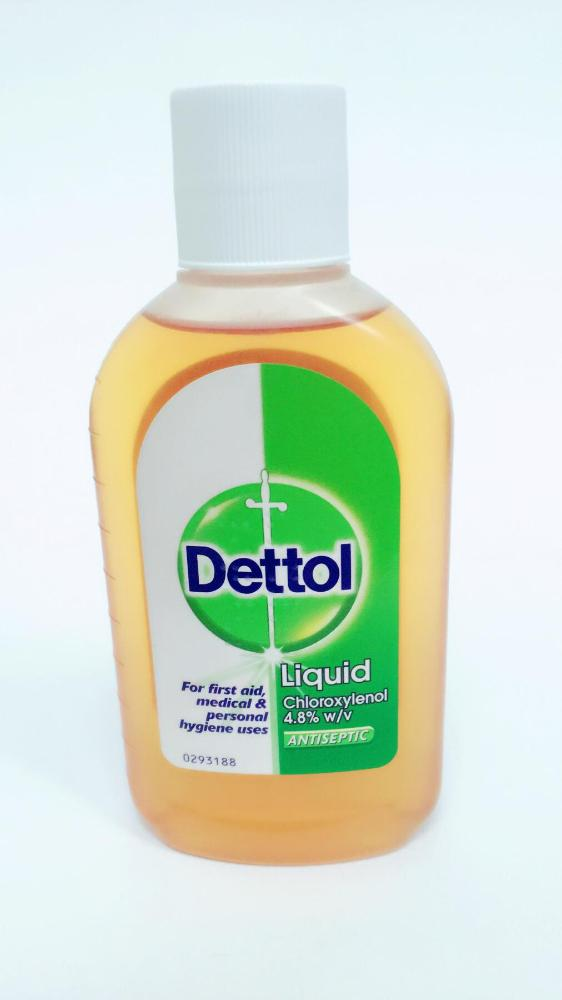 DETTOL LIQUID 250 ML
