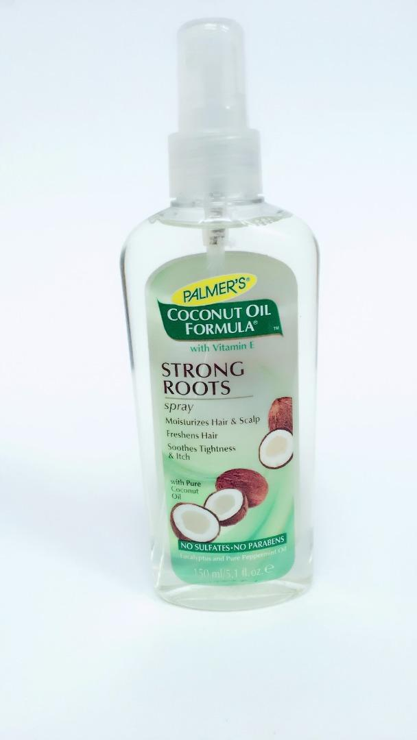 PALMER´S COCONUT OIL STRONG ROOTS SPRAY