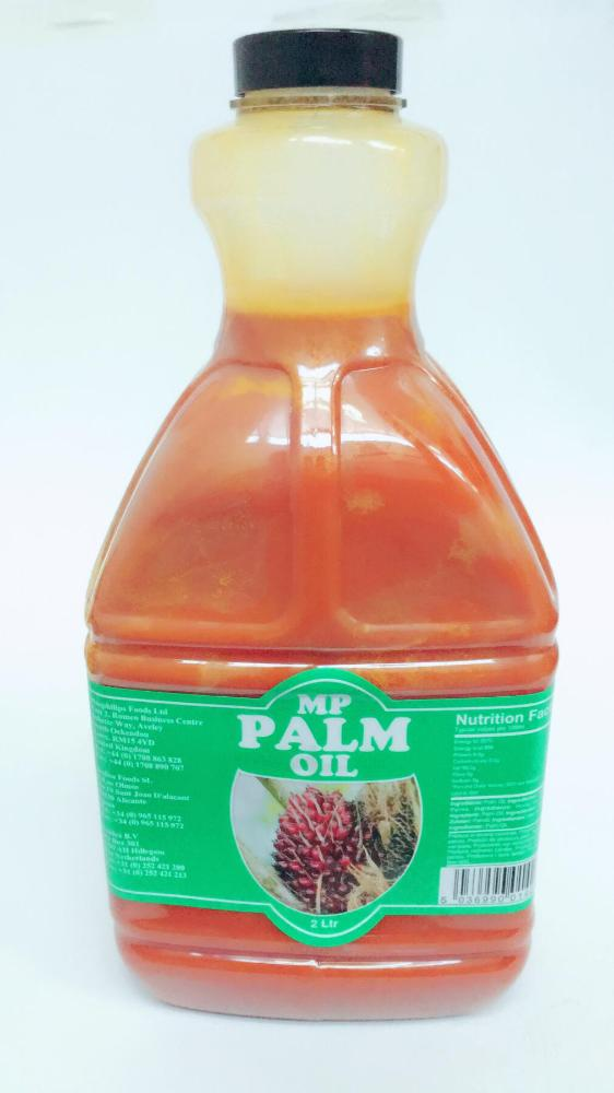 MP PALM OIL  2 L