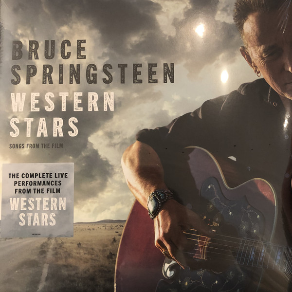 Sony Music LP Bruce Springsteen Western Stars  Songs From The Film 2LP
