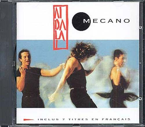 "Sony Music CD Mecano ""Aidalai"""