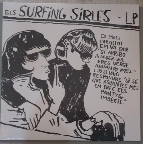 "2X SINGLE ELS SURFING SIRLES ""LP"""
