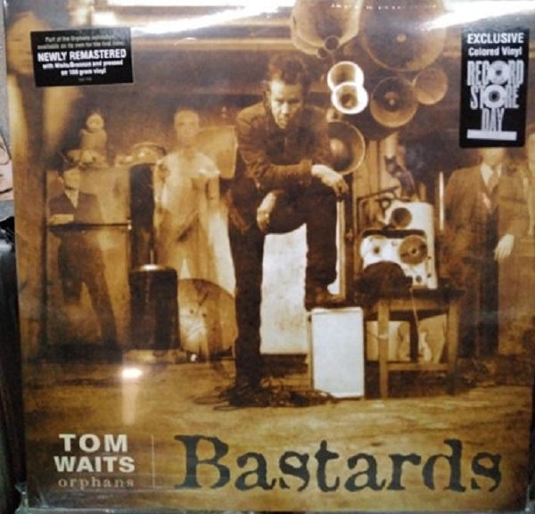 "2LP TOM WAITS ""BASTARDS (ORPHANS)"""