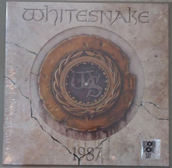 "PICTURE DISC LP WHITESNAKE ""1987"""