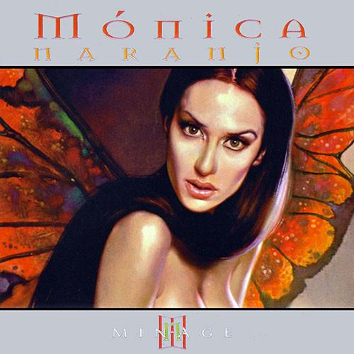 "Sony Music PICTURE DISC LP MONICA NARANJO ""MINAGE"""