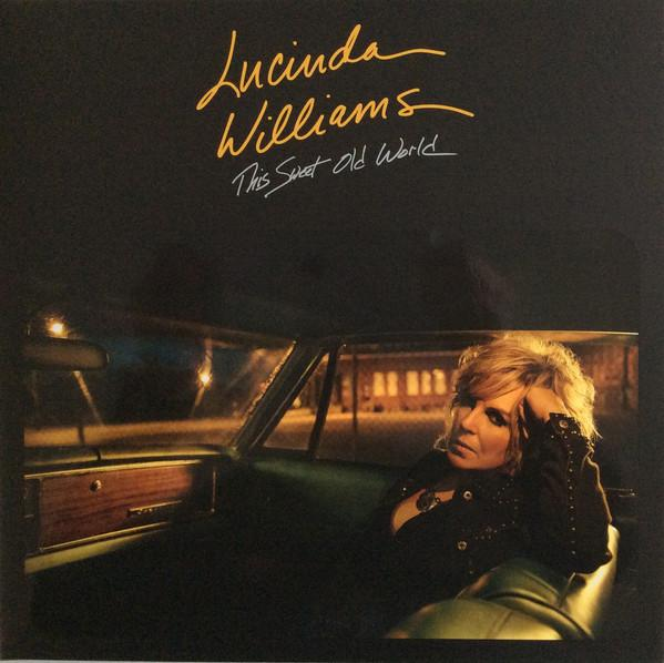 "LP LUCINDA WILLIAMS ""THIS SWEET OLD WORLD"" 2LP"