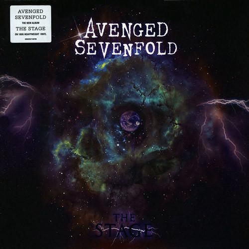 LP AVENGED SEVENFOLD The stage 2LP
