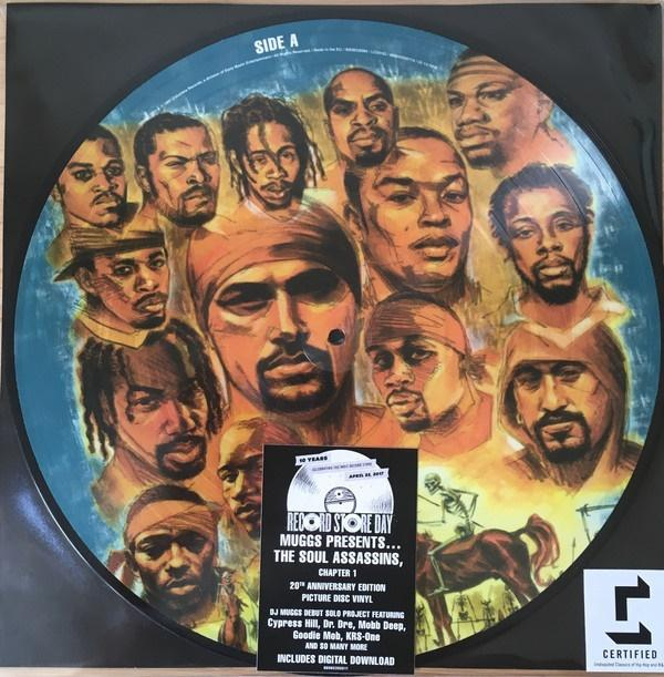 "Sony Music Picture disc Muggs Presents ""The Soul Assassins (Chapter 1)"""