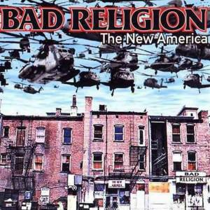 LP Bad Religion ‎– The New America