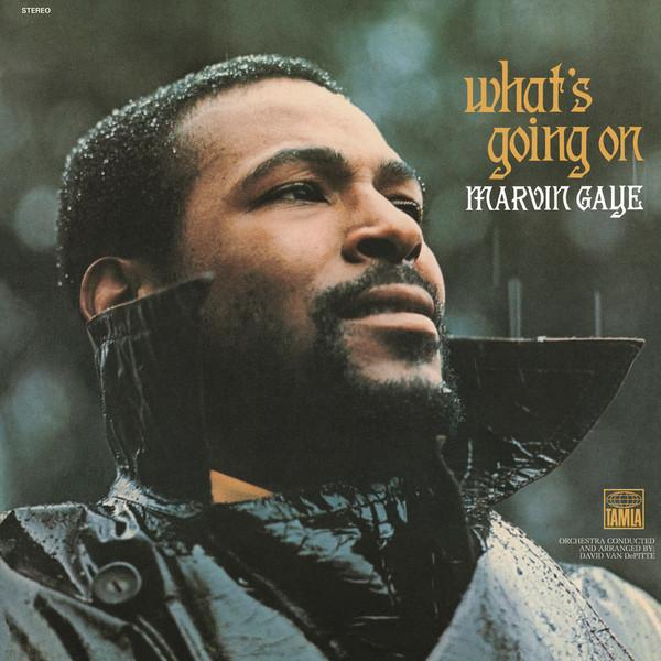 LP Marvin Gaye ‎– What's Going On
