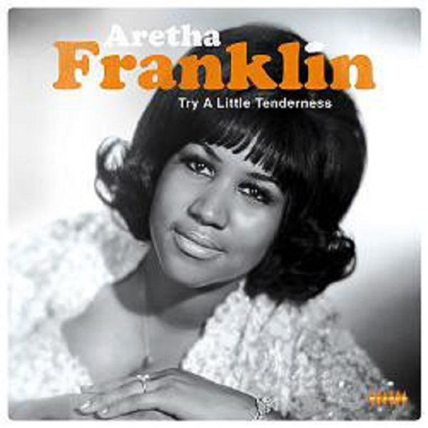 LP Aretha Franklin ‎– Try A Little Tenderness