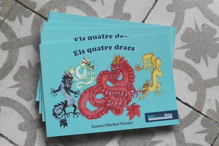 Els quatre dracs