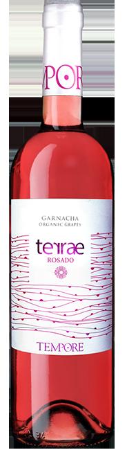 Terrae Rosado · Garnacha