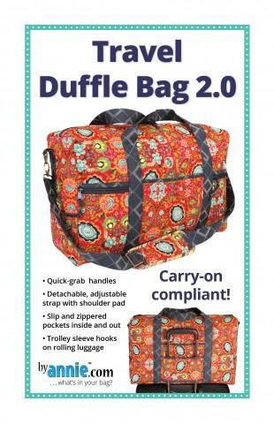 Travel Duffle Bag 2.0