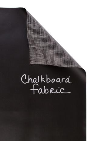 Supplies Chalkboard Fabric