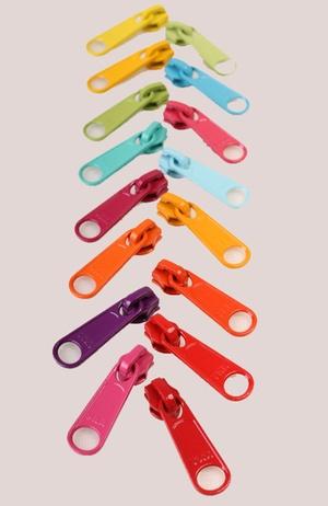 Zippers Individual Zipper Pulls