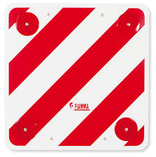 FIAMMA PLACA REFLECTANTE PVC    Ref. 0021