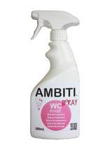 AMBITI SPRAY RINSE WC 500ml      Ref. 0305
