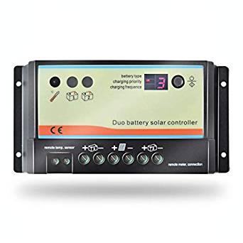 REGULADOR 2 BATERIAS+PANTALLA LCD
