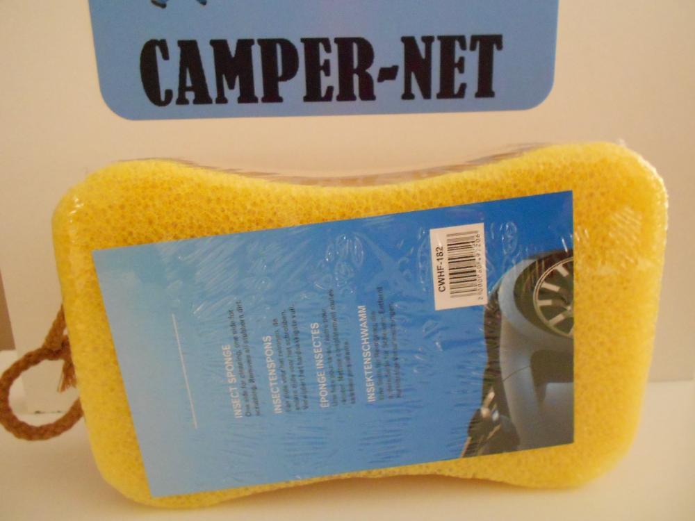 CAMPERNET Esponja lavado exterior suave