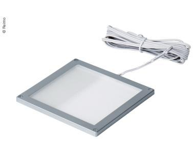 CARBEST PANEL LED 24 SMD PLANO