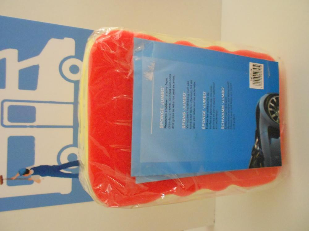 CAMPERNET Esponja lavado exterior suave plásticos