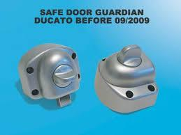 FIAMMA SAFE DOOR GUARDIAN FIAT DUCATO A PARTIR 09/2009