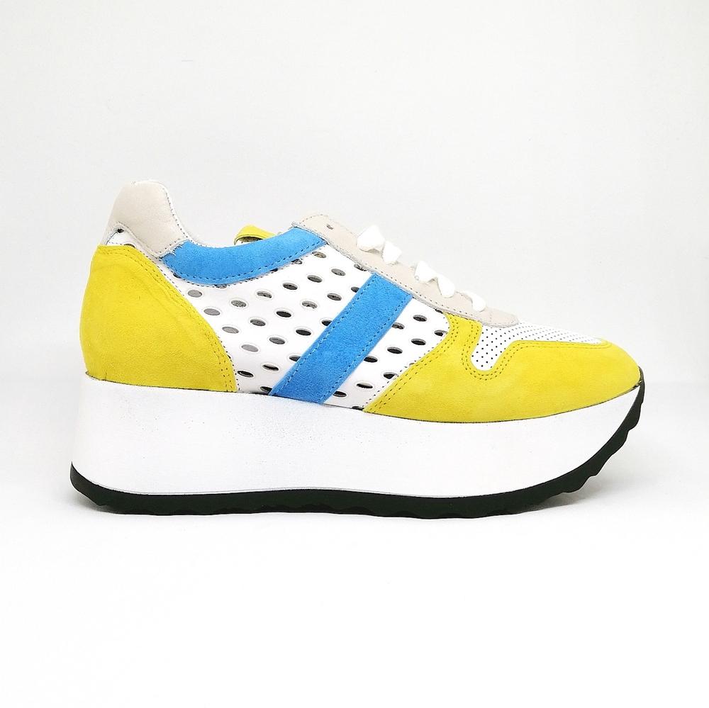 Novedad Sneaker clover yellow