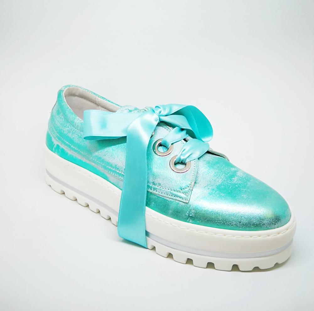 Novedad Sneaker aqua