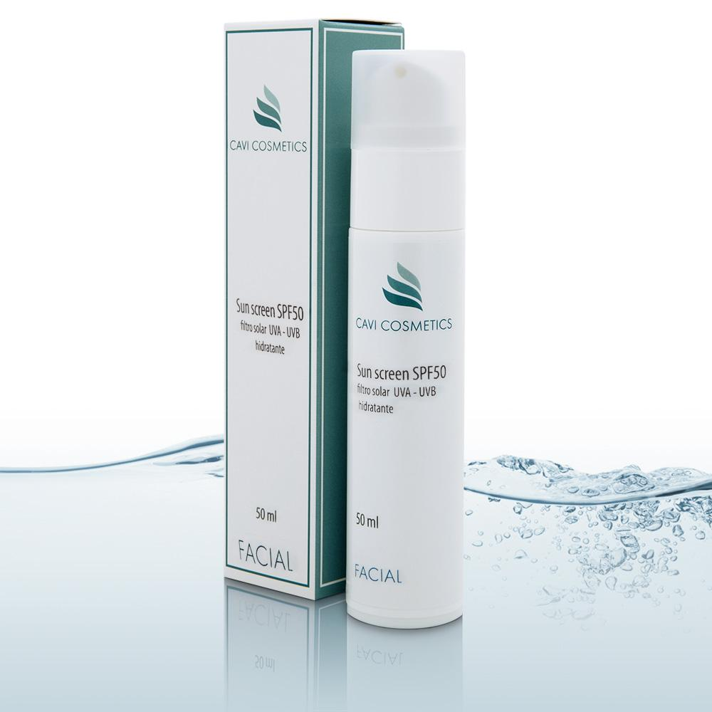 CAVI COSMETICS 402-SunScreen SPF50, 50 ml