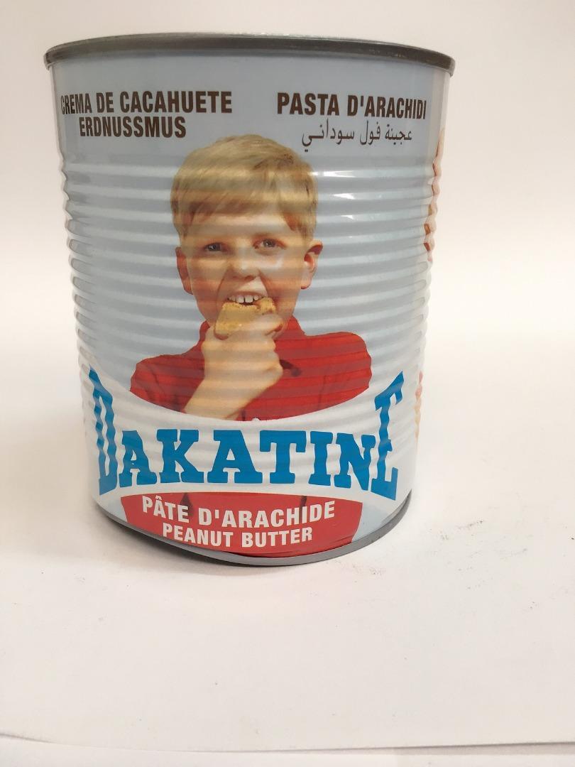 DAKATINE PATE D'ARACHIDE  850 GR
