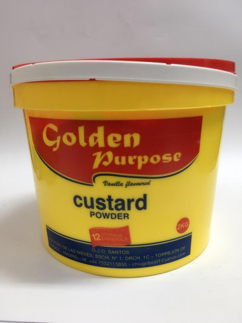 GOLDEN CUSTARD POWDER 2 K
