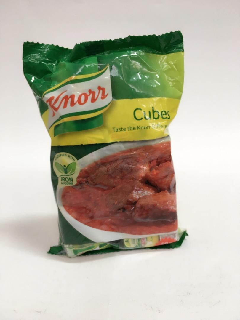 KNORR CUBES 400 GR