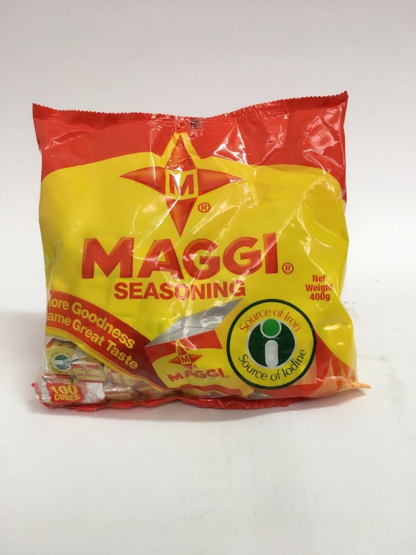 MAGGI CUBES 400 GR