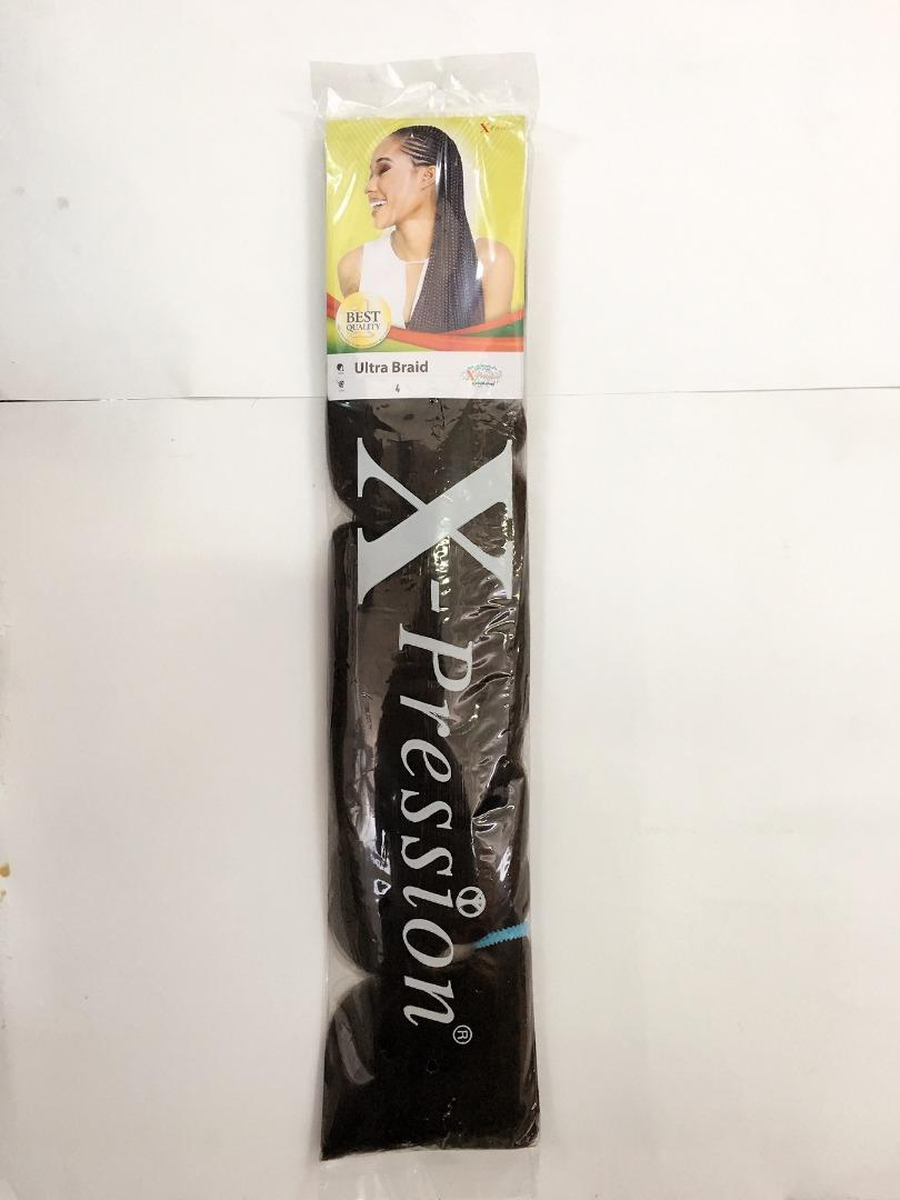 XPRESSION ULTRA BRAID (COLOR  4)