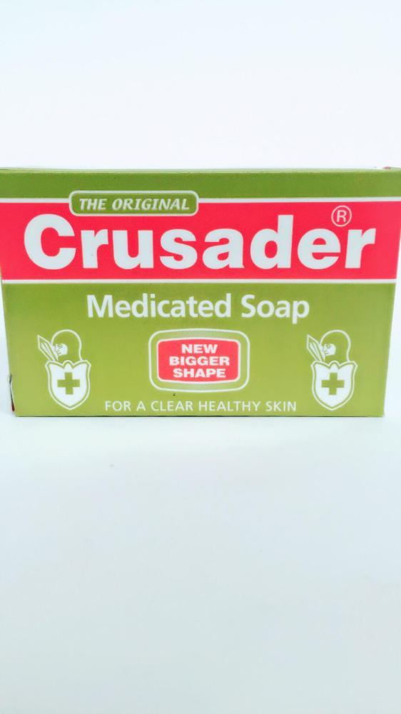 CRUSADER ANTISEPTIC  SOAP 80GR