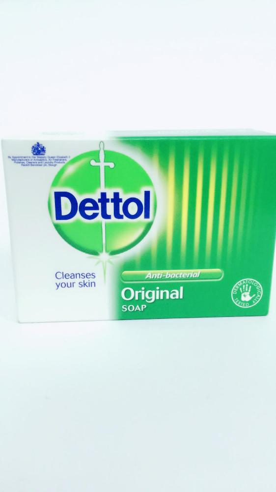 DETTOL ANTIBACTERIAL  SOAP 100 GR