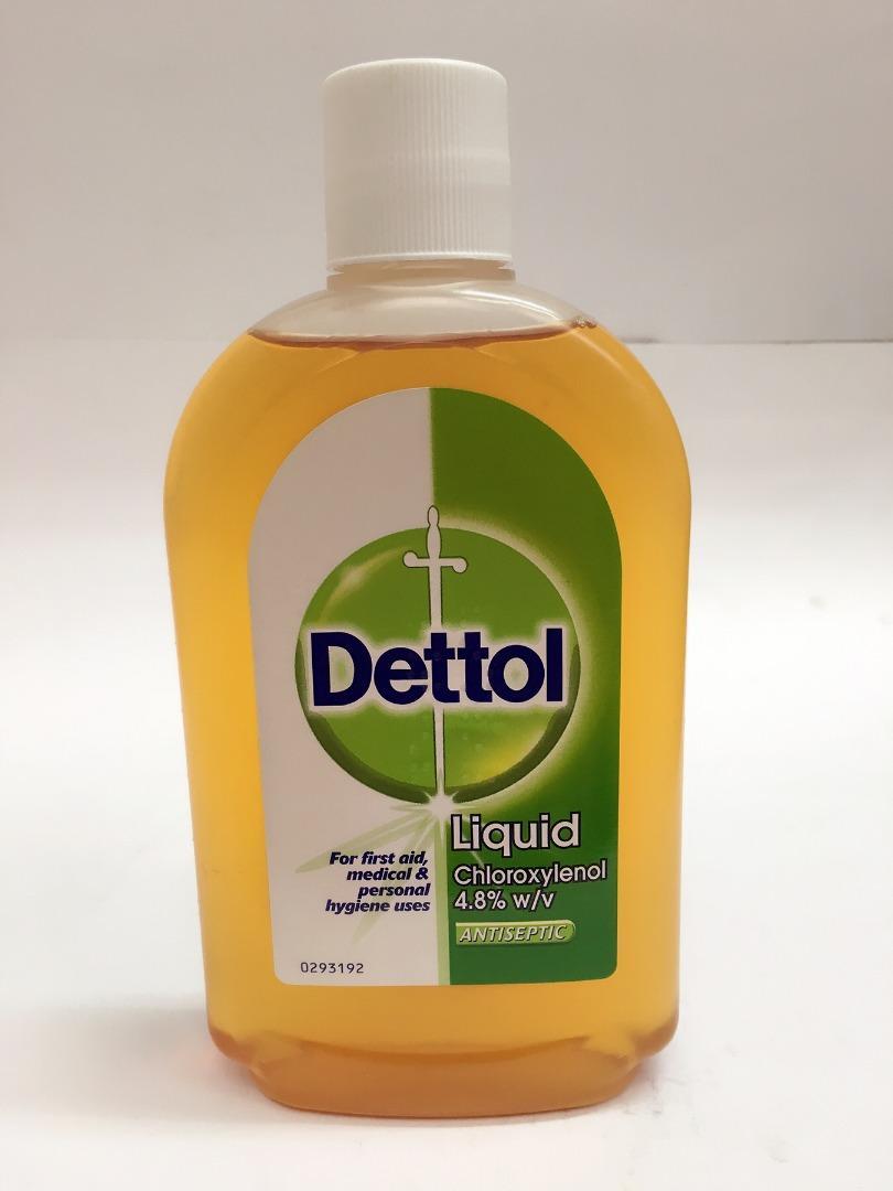 DETTOL LIQUID 500 ML
