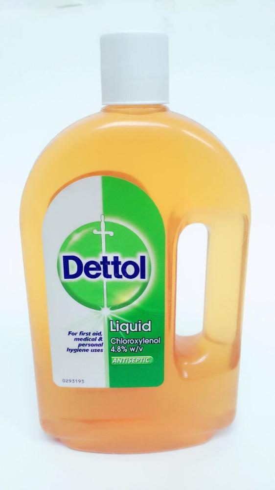 DETTOL LIQUID 750 ML