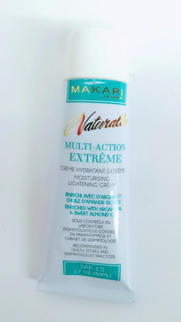 MAKARI NATURALLE MULTIACTION  CREAM TUBE