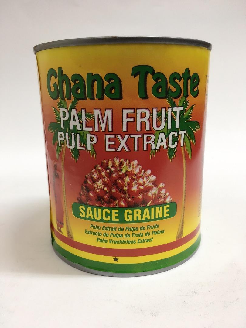 GHANA TASTE PALM SOUP 800 GR
