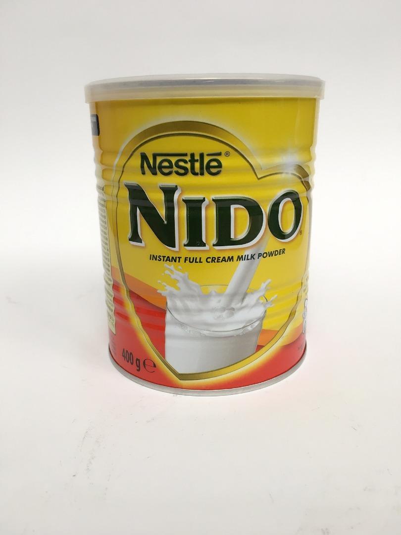NIDO LECHE EN POLVO 400 GR