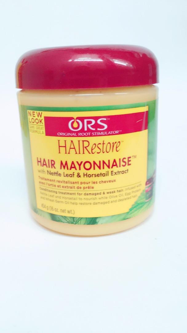 ORS HAIR MAYONAISSE 16 OZ