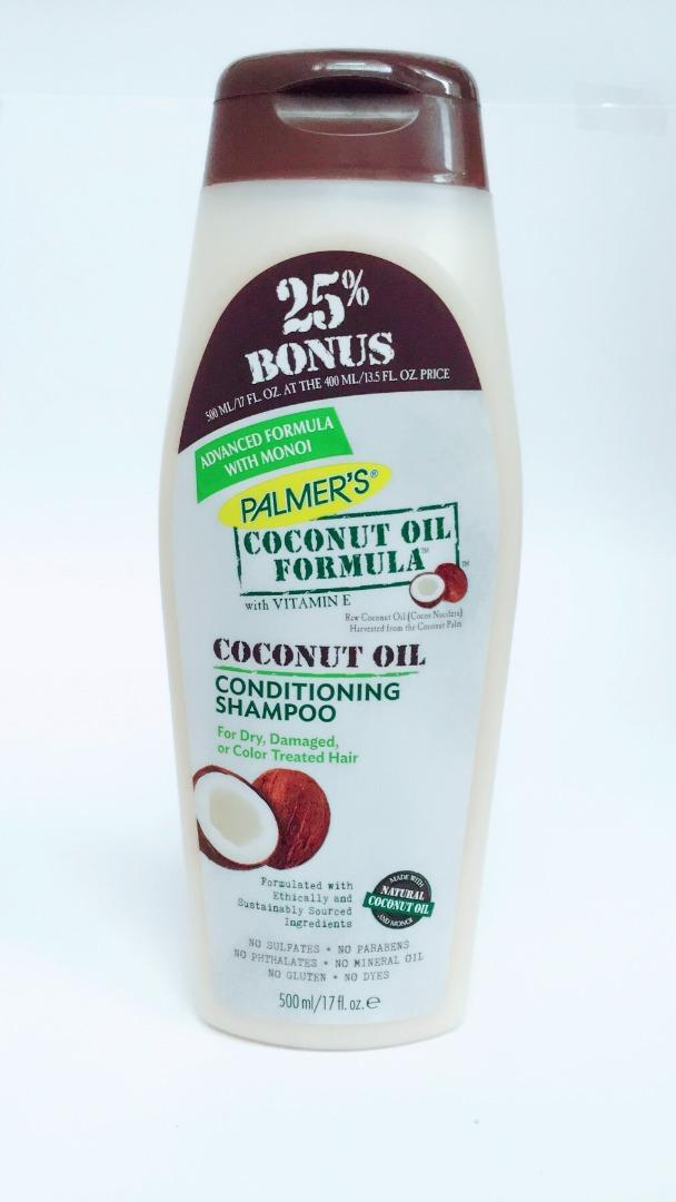 PALMER´S COCONUT OIL  REPAIRING CONDITIONER