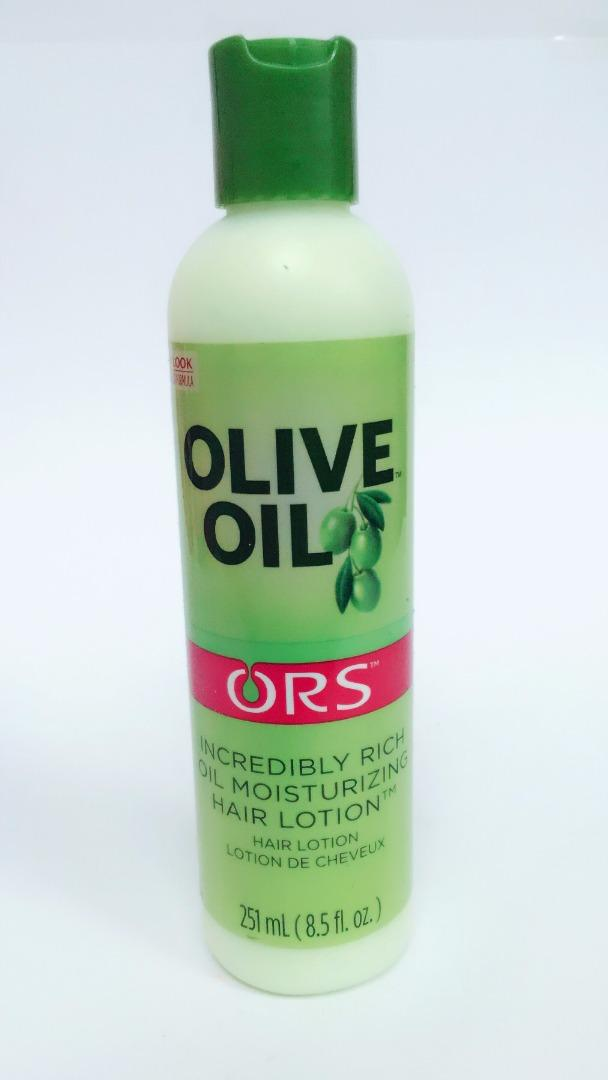 ORS OLIVE OIL HAIR LOTION  8 OZ.