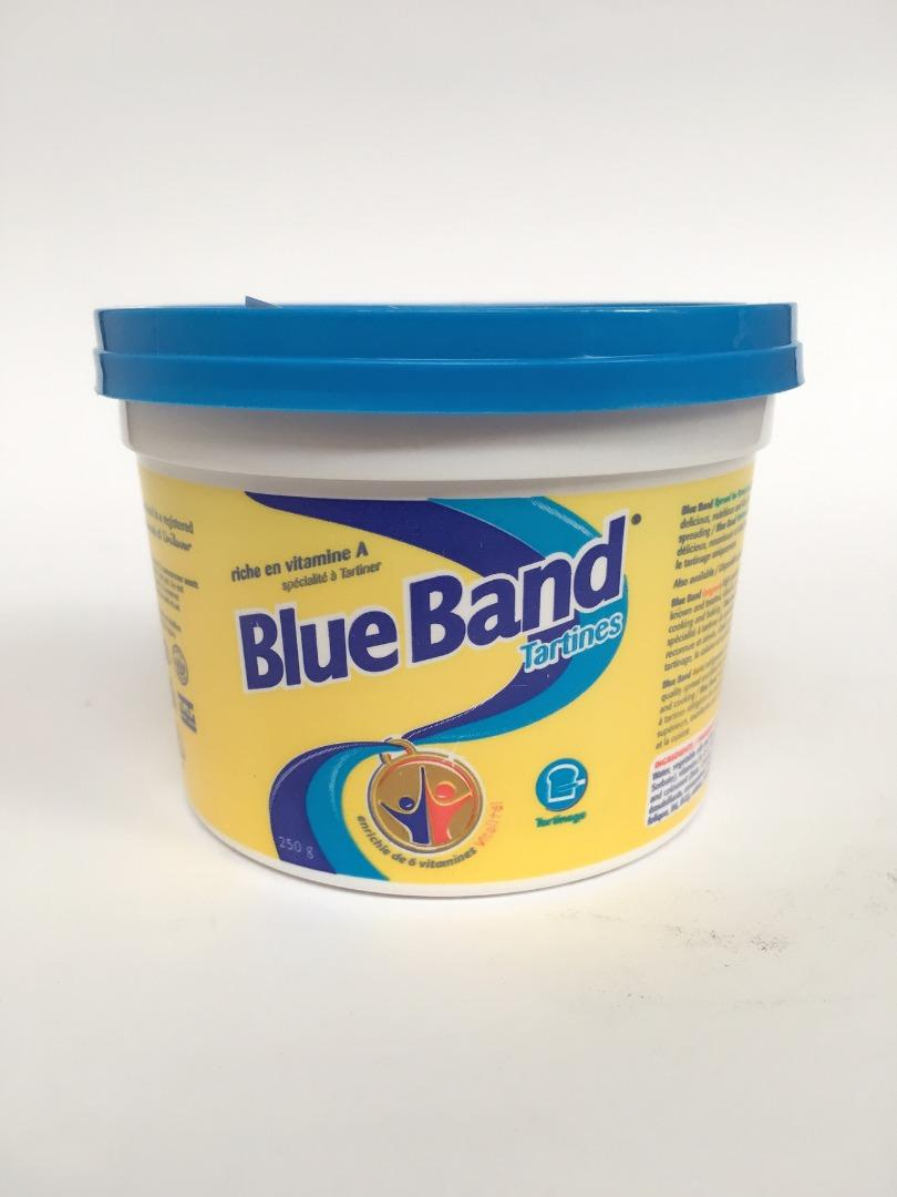 BLUE BAND BUTTER 250 GR