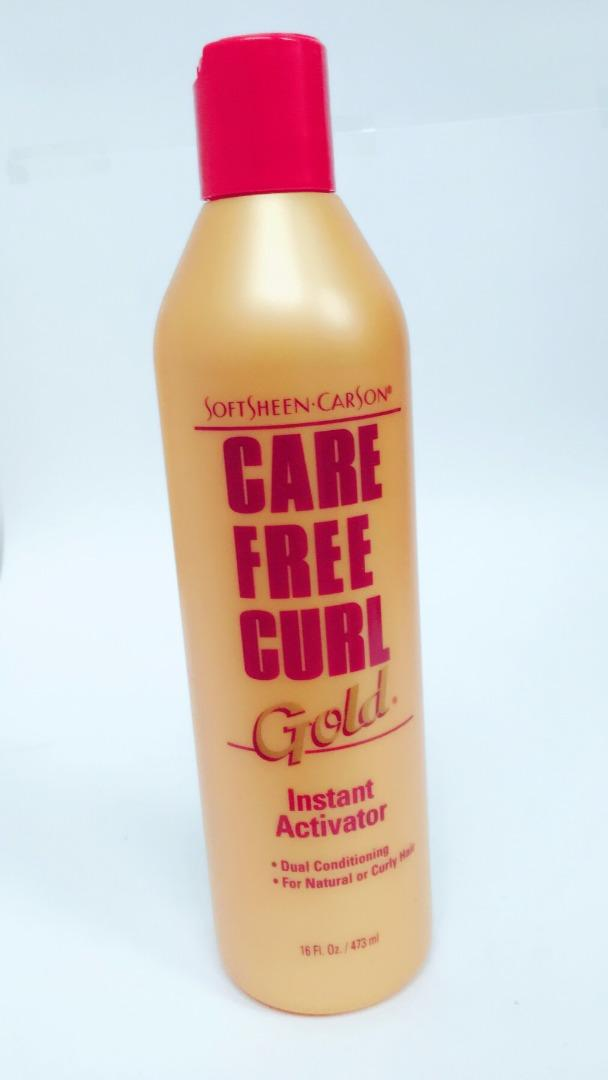 CARE FREE CURL GOLD ACTIVATOR LOTION