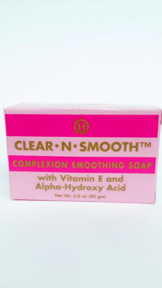 CLEAR & SMOOTH COMPLEXION SOAP